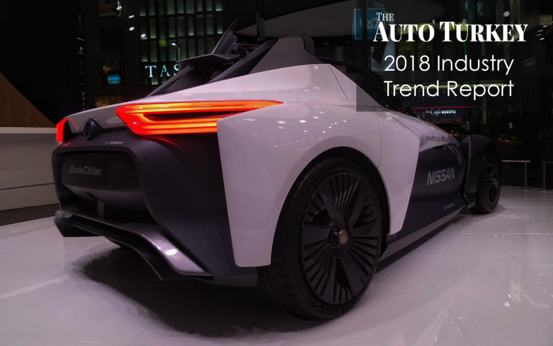 Trends In The Automotive Industry In 2018