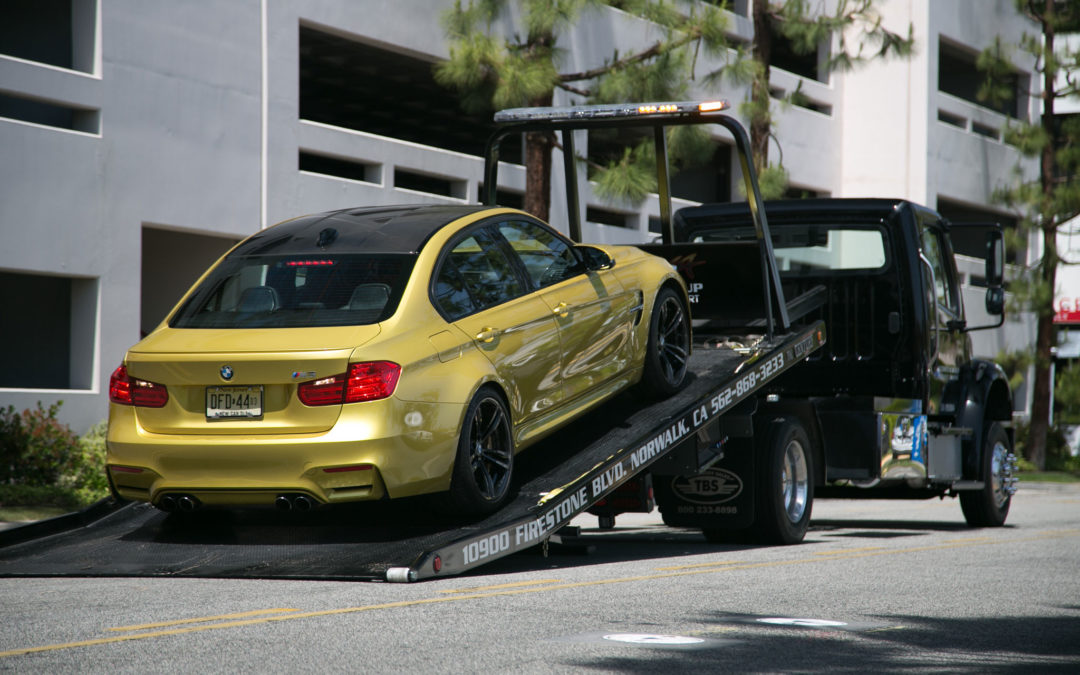 Using Towing Service For Auto Transport?  Here's Why…